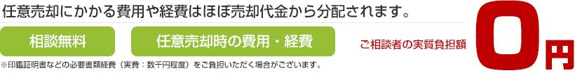 ご相談者の実質持ち出しは0円です。